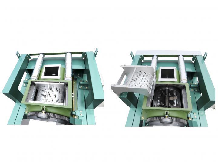 蒸気室内のメンテナンスを容易化